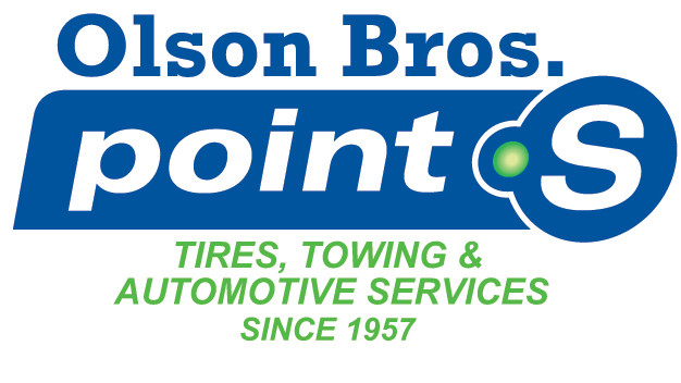 Olson Bros. Point Tires, Towing Automotive Services